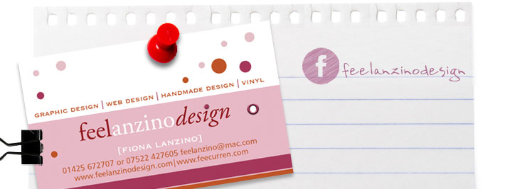 image of Fiona Lanzino's business card